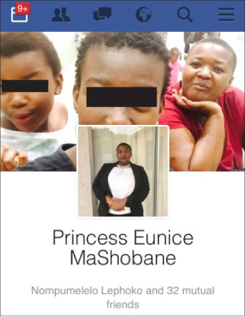 An official in the office of the legislature speaker, Princess Eunice Mashobane embarked on a disinformation campaign.